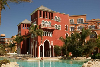 Grand Resort in Hurghada. The most beatiful resort/hotel in Egypt - Jacon Hahury